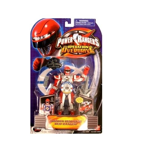 Power Rangers Operation Overdrive Games - 2