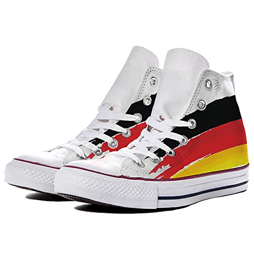 Line Sneaker Yourstyle Paint Converse Personalizzate By Scarpe German qXZRq