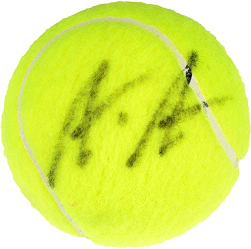 Andre Agassi Autographed Tennis Ball - Andre Agassi Autographed Wilson US Open Tennis Ball - Fanatics Authentic Certified - Autographed Tennis Balls
