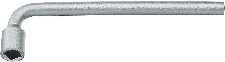 Argent Gedore 25V-14 Cl/é /à pipe 14mm 4 vis hexagonales