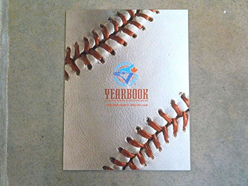 Yearbook Near Mint (TORONTO BLUE JAYS BASEBALL YEARBOOK - 1995 - NEAR MINT)