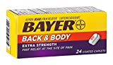 Bayer Back & Body Extra Strength Aspirin
