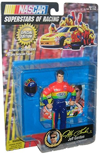 (NASCAR Superstars of Racing Jeff)