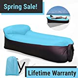 Effortlessly transform your campsite or backyard into a relaxing oasis the Nylux air hammocks. Our ultra-comfortable, easy to inflate hammocks are the ideal travel-ready gadgets for camping, hiking, beach, backyard, or music festivals.Why Should You...