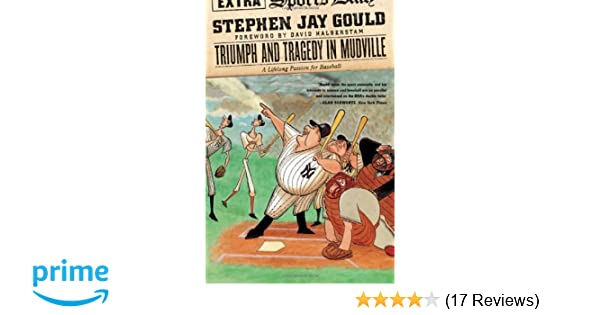 Example Thesis Statement Essay Triumph And Tragedy In Mudville A Lifelong Passion For Baseball Stephen  Jay Gould David Halberstam  Amazoncom Books Thesis For Narrative Essay also Sample English Essays Triumph And Tragedy In Mudville A Lifelong Passion For Baseball  Essay For English Language
