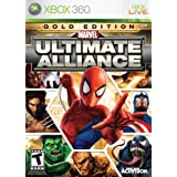 Marvel Ultimate Alliance Gold Edition - Xbox 360