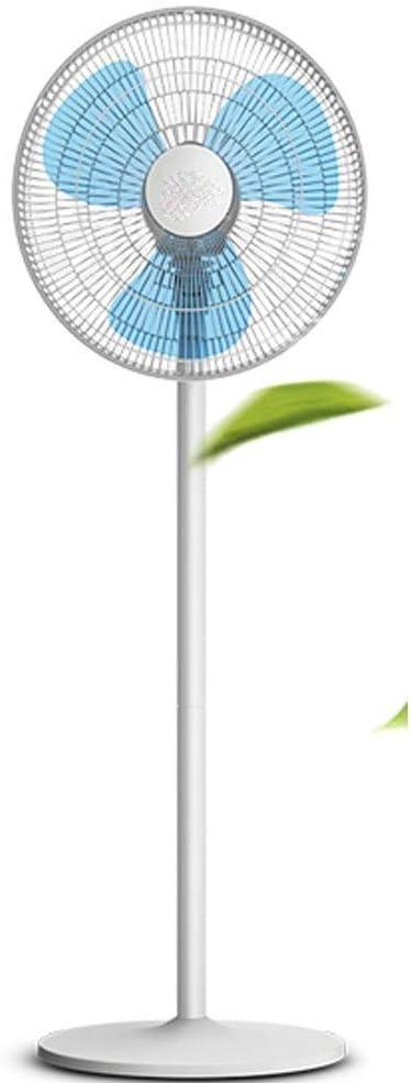 JJSFJH Ventilador de pie de Doble Uso con Ahorro de energía, con oscilación, Apagado automático, Mesa de la Sala de Estar Ventilador de pie / 220W-50W Ventilador de pie