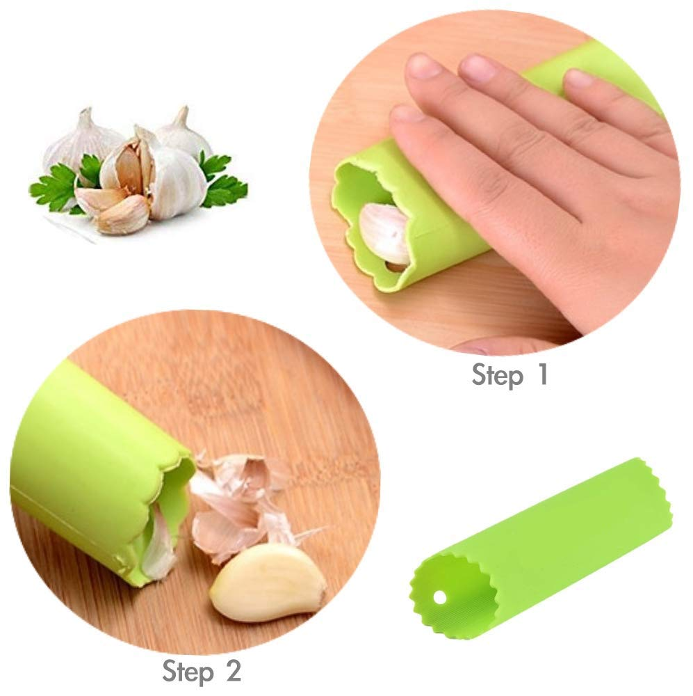 Utensili da cucina Pressa-aglio Aglio Press Acciaio Inox ...