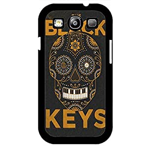 Popular rock band The Black Keys Phone Case Samsung Galaxy S3 i9300 The Black Keys loving classic