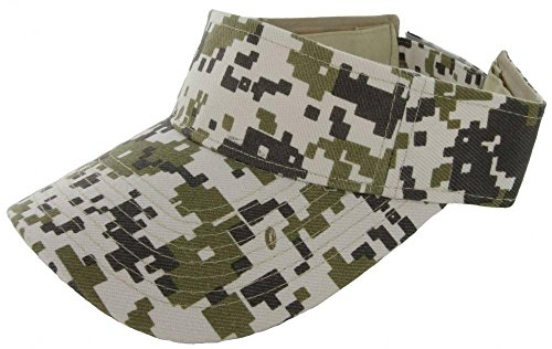 Digital Camo_(US Seller)Outdoor Sport Hat Sun Cap Adjustable Velcro (Aussie Flag Dress)