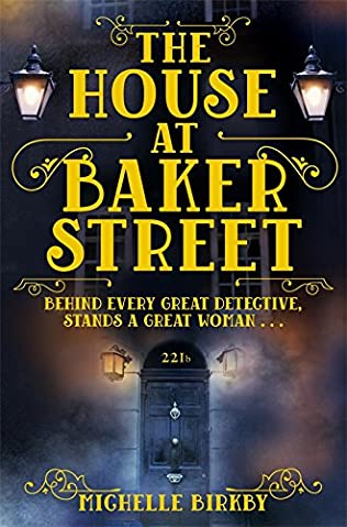 book cover of The House At Baker Street