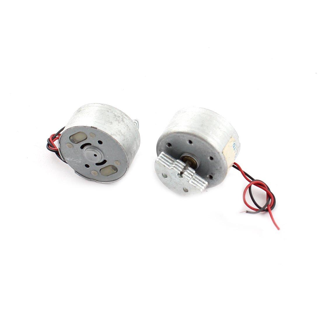 2 pièces Mini Moteur De Vibration 3500 T/MN DC 1.5-6V pour Game Manette de jeu