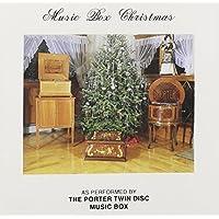 Caja de música de navidad