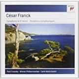 Franck: Symphony in D Minor - Symphonic Variations for Piano & Orchestra