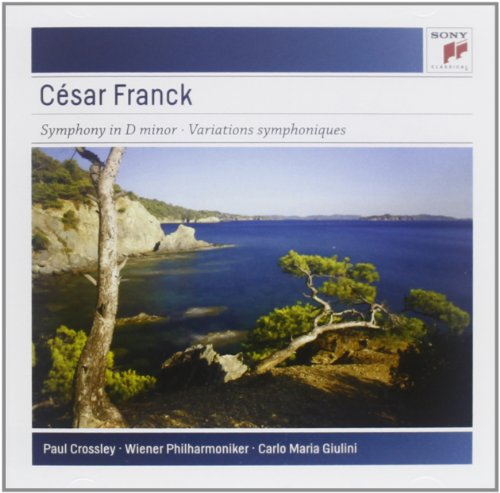 Symphony in D Minor - Symphonic Variations for (Cesar Franck Symphonic Variations For Piano And Orchestra)