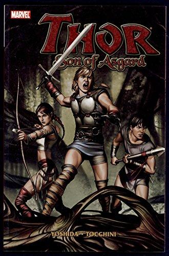 Thor Son of Asgard New Trade Paperback TPB Graphic Novel Marvel Comics