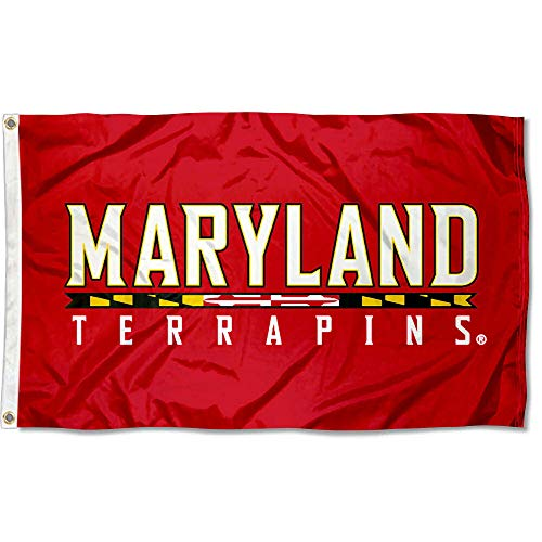 College Flags and Banners Co. Terps 3x5 Flag]()