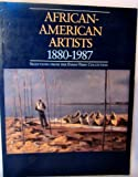 African-American Artists 1880-1987, Guy C. McElroy, 0295968362