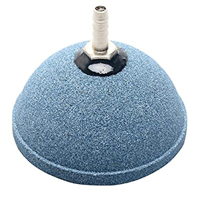 Pawfly Air Stone Bubble Mineral Ball Shaped Airstones Diffuser for Aquarium Fish Tank Hydroponics Air Pump