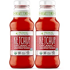 Primal Kitchen Organic Unsweetened Ketch...