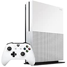 Xbox One S 500GB Console - Battlefield 1 Bundle  - Bundle Edition