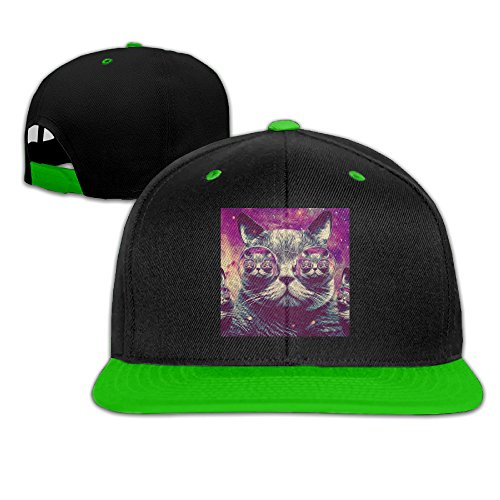Cool Cat Sunglasses Snapback Hiphop Hats - Bob Dylan Sunglasses In