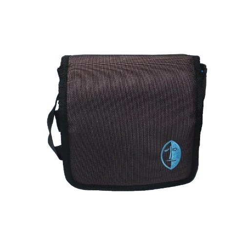 Namba Gear Samba Personal Stash Bag, High Performance Carry Bag para músicos y DJs, Mayan Brown (SPS-BN)
