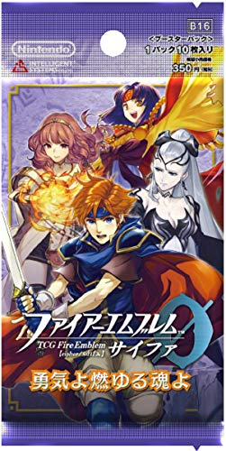 TCG Fire Emblem 0 (Cipher) Booster Pack Courage, Ferocious Soul The Box (1BOX16 Packs)
