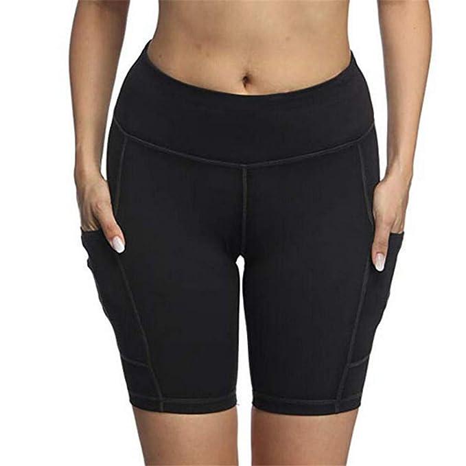 Online-Verkauf geringster Preis vollständige Palette von Spezifikationen WFDDSD Shorts Damen Slip Shorts Komfortable Kurze Hosen ...