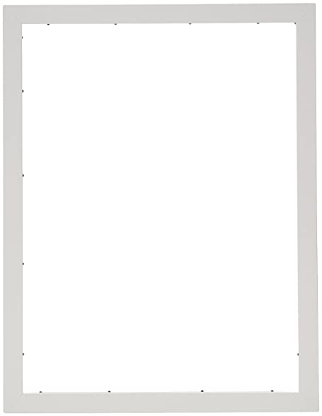 arttoframes 18x24 inch satin white frame picture frame womfrbw26074 18x24 - White Frames