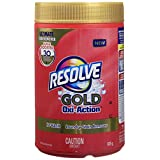 Resolve, Gold Oxi-Action, Ultimate Laundry Stain Remover, In-Wash Powder, All Colours, 625 g