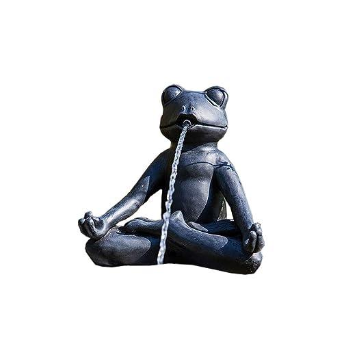 Heissner Estanque Figura speier Yoga de rana en Schneider ...
