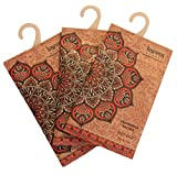 Karma Scents Premium Patchouli Scented Sachets for