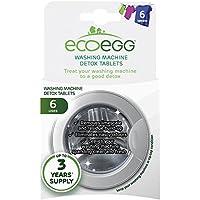 Ecoegg tablettes nettoyantes pour machine à laver