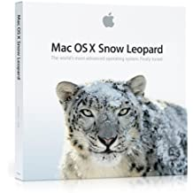 Mac OS X version 10.6.3 Snow Leopard (Mac computer with an Intel processor required)