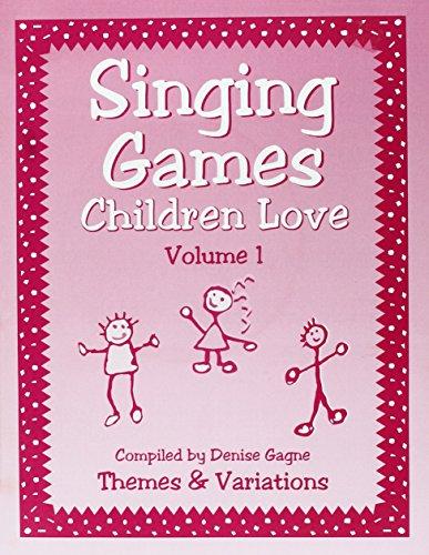 Singing games children love
