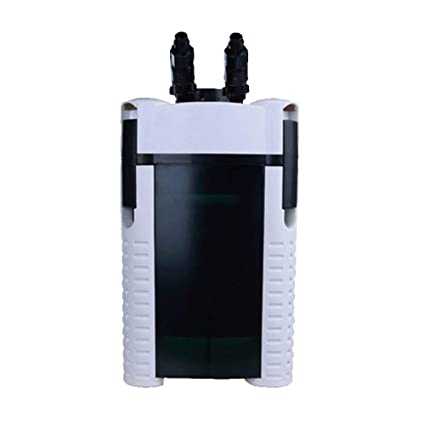 Filtro de pecera Cilindro bioquimico Cubo de filtro Ultra silencioso Grande Externo Ducha de lluvia Multifuncional