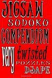 Jigsaw Sudoku Compendium, Dj Ape, 1440402299