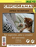 Crucigramas (Crucigrama de Cultura General) (Volume 1) (Spanish Edition)