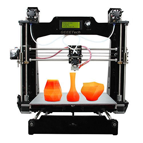 KKmoon I3  Dual Extruder Mixcolor 3D Printer DIY Kit by KKmoon
