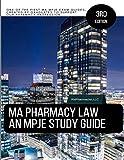 MA Pharmacy Law: An MPJE Study Guide