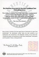 44dec5817 Ben Simmons Philadelphia 76ers Autographed White Jersey with 1st Pick  Inscription - Upper Deck - Fanatics Authentic Certified
