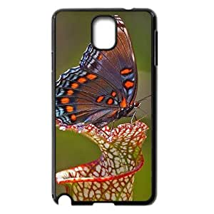 Butterfly Custom Cover Case for Samsung Galaxy Note 3 N9000,diy phone case ygtg522752