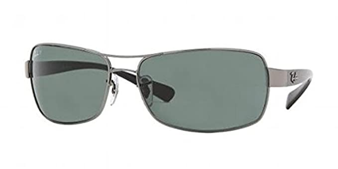 Amazon.com: Ray-Ban UNDERCURRENT RB 3379 – Gafas de sol ...