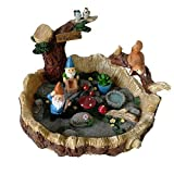 Miniature Fairy Garden - Small Home Decor DIY Kits Modern Accessories with Elf