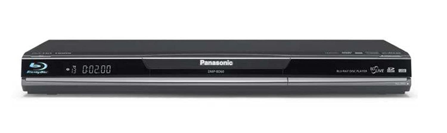 Panasonic DMP-BD60EF Blu-ray Player Driver for Windows