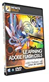 Beginners Adobe Flash CS5.5 - Training DVD, 10 Hours +