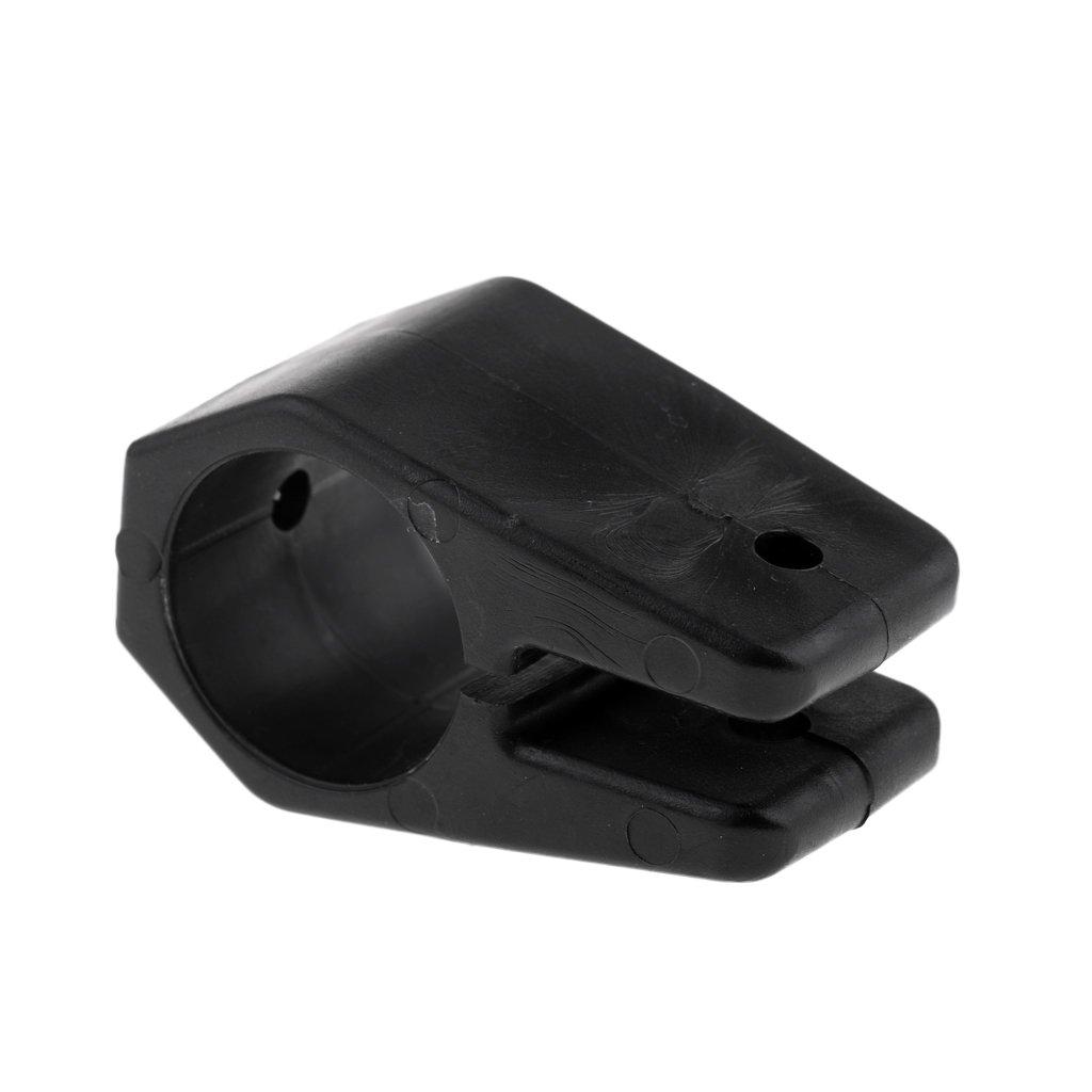 Boot Rohrschelle Clip Rohr Klammer Halterung Bimini Slide Scharnier 1 Zoll