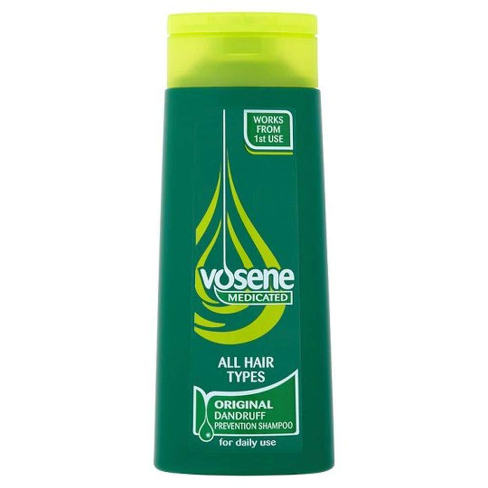 Vosene Medicated Original Shampoo, 250 ml