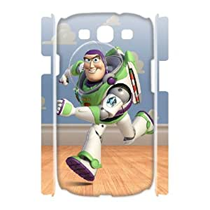 Personalised Phone case Toy Story For Samsung Galaxy S3 I9300 S1T3394
